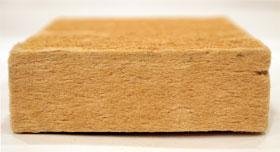 Теплозвукоизоляционная плита фактура